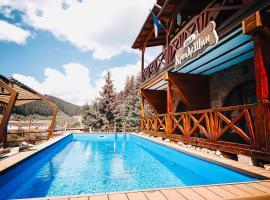 Chalet CrepDeChine Hotel, hotel in Bukovel