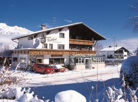 Hotel Kögele, haustierfreundliches Hotel in Innsbruck