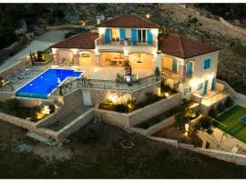 Villa Terra, hotel with pools in Rogoznica