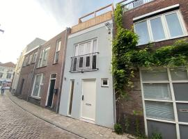 Brand new stylish house in the heart of Breda city center, apartment in Breda