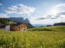 Hotel Seelaus, hotel en Alpe di Siusi