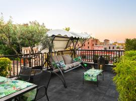 Trilussa Palace Hotel Congress & Spa, hotel in Rome