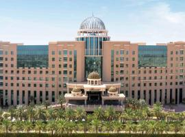 Fairmont Riyadh, отель в Эр-Рияде