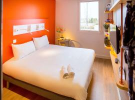 ibis budget Beauvais Aeroport, hotel near Paris Beauvais-Tille Airport - BVA,