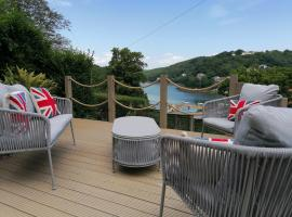 Schooner Point, boutique hotel in Looe