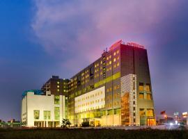 Pride Plaza Hotel, Kolkata, five-star hotel in Kolkata