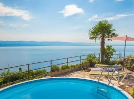 Holiday Home Villa More, hotel with pools in Lovran