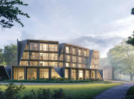 Amberton Green SPA Druskininkai – hotel w Druskienikach