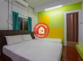SPOT ON 89788 Musafir Transit Hotel, hotel in Nilai