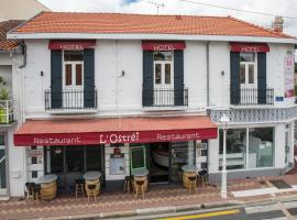 Hôtel L'Ostréi, Hotel in Arcachon