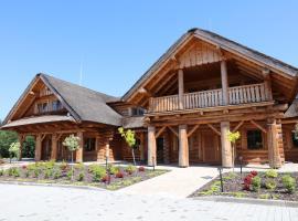Karczma Szelągówka – hotel w pobliżu miejsca Wyciąg narciarski Białasówka w Węgierskiej Górce