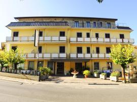 HOTEL IL CORALLO, hotell i Fiuggi