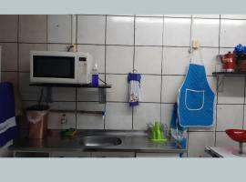 Apartamento mobiliado no Centro de Sinop até 7 Pessoas!, apartment in Sinop