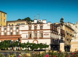 Mozart Hotel, Hotel in Odessa