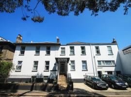 Villa Nova, guest house in Saint Helier Jersey