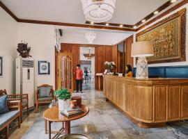 Winner Inn, hotel in Yangon