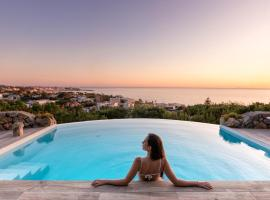 Villa dei Lecci - 5 Luxury villas with private pool or jacuzzi, hotel a Ischia