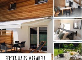 Ferienhaus Mirabell, Ferienwohnung in Oberammergau