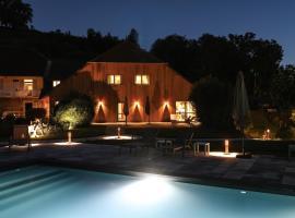 Maison d'hôtes & SPA La Scierie, accessible hotel in Salins-les-Bains