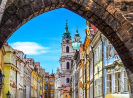 Charles Bridge Hostel & Apartments, hotel in Prague