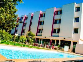 Best Western Hotelio Montpellier Sud, hotel in Lattes