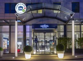 Novotel Suites Genève Aéroport, отель в Женеве