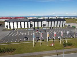 BB Hótel by Keflavik airport, hotel in Keflavík