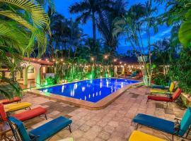 Hotel Villas Lirio, hotel in Manuel Antonio