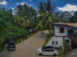 Hotel Millenium, hotel in Anuradhapura