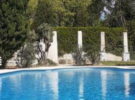 Hôtel Villa Glanum et Spa, hôtel à Saint-Rémy-de-Provence
