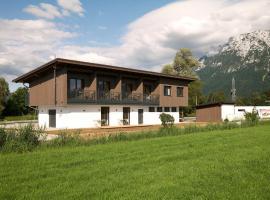 Water, Ski & Mountain Lodge, hotel in Kiefersfelden