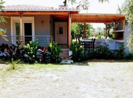 Annashousethassos, villa in Skala Rachoniou