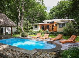 Eco Casita Phase III #2: Casa de Olas, hotel in Rivas