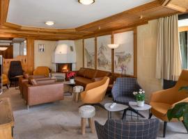 Hotel Matterhornblick, hotel near Findelbahn, Zermatt