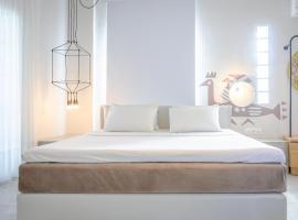 Egeo: Limenas'ta bir otel