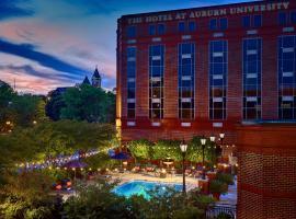 The Hotel at Auburn University, hôtel à Auburn