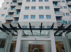 Tsanotel, отель в Лимассоле