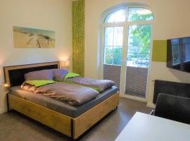 Usedom-Apartment, accessible hotel in Świnoujście