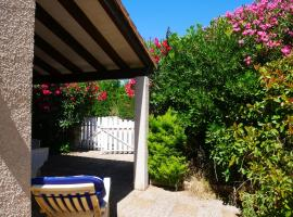 LAURIERS ROUGES 292, holiday home in Gruissan