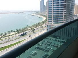 Al seer building, apartment in Sharjah