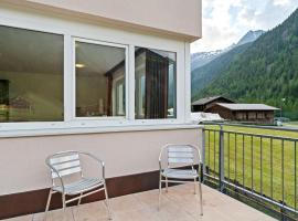 Hilltop Apartment in Zwieselstein with Terrace, Ferienwohnung in Sölden
