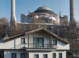Boutique Saint Sophia, hotel near Topkapi Palace, Istanbul