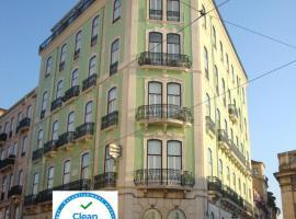 Pensao Londres, casa de hóspedes em Lisboa