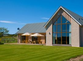Clovenstone Lodges, hotel in Inverurie