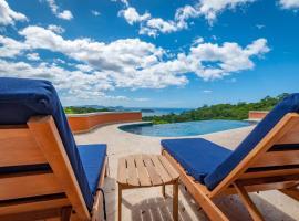 Stunning Ocean View House, hotel in Guanacaste