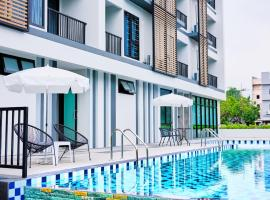 Baan Pakdi Pattaya, hotel in Pattaya