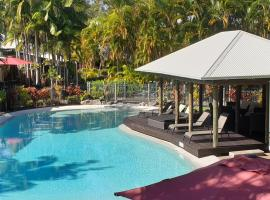 South Pacific Resort & Spa Noosa, hotel in Noosaville