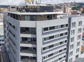 Le Centell Hotel & Spa, отель в Антананариву