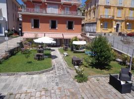 Hotel Villa Maria, отель в городе Сан-Ремо