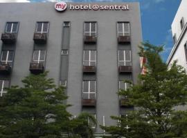 My Hotel @ Sentral 2, hotel in Brickfields, Kuala Lumpur